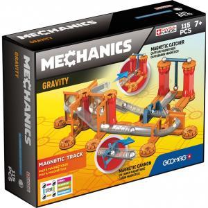 Магнитный конструктор  Mechanics Gravity 115 деталей Geomag