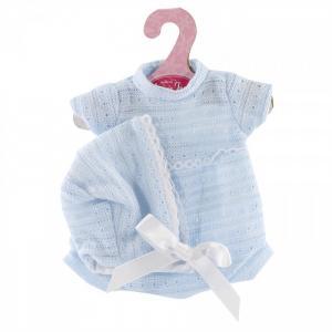 Комплект одежды вязаный для кукол высотой 33 см Munecas Antonio Juan
