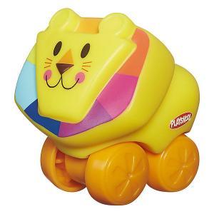 Игрушка-каталка Playskool Возьми с собой Мини-львёнок Hasbro