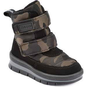 Утепленные Ботинки Sector  Pathfiner Jog Dog. Цвет: коричневый