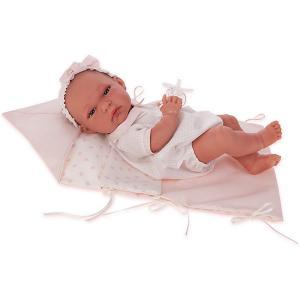 Кукла-младенец  Эрика, 33 см Munecas Antonio Juan. Цвет: розовый