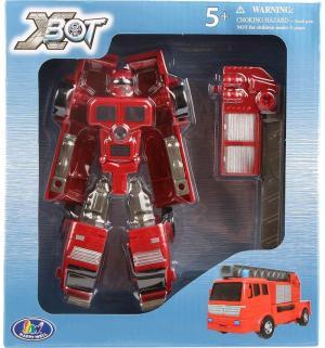 X-Bot Пожарная машина 15.5 см Happy Well