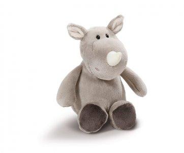 Мягкая игрушка  Носорог 20 см Nici