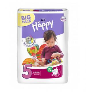 Подгузники  Baby Happy Junior 5 (12-25 кг) 1 шт. Bella