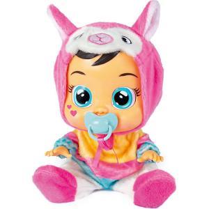 Плачущий младенец  Cry Babies Lena IMC Toys. Цвет: розовый