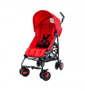 Коляска прогулочная  Pliko Mini, цвет: красный Peg-Perego