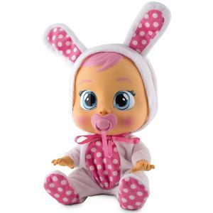 Плачущий младенец  «Crybabies» Кони IMC Toys. Цвет: розовый/белый