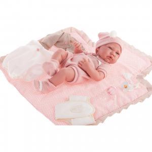 Кукла-младенец Кармелита, 42 см, Munecas Antonio Juan