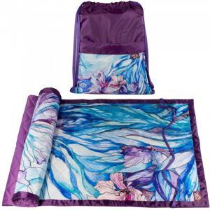 Рюкзак и коврик Ирисы 190х70 см OnlyCute