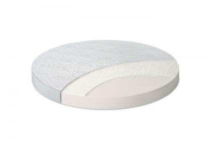 Матрас  круглый Нормал-Baby 75х75х10 см Plooma