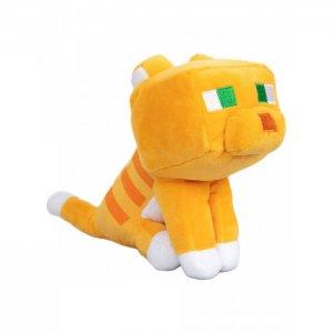 Мягкая игрушка  Happy Explorer Tabby Cat 23 см Minecraft