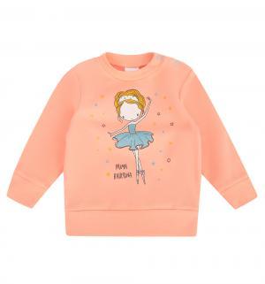 Кофта  Балерины, цвет: розовый Newborn