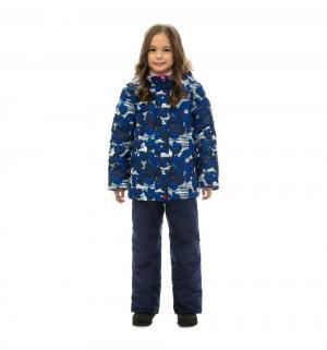 Комплект куртка/брюки  Крокус Джубили, цвет: синий Premont