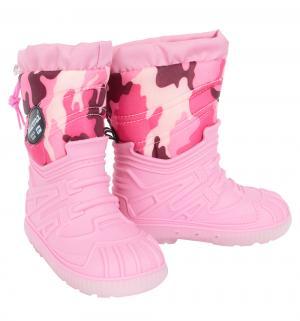 Сноубутсы  Vihuri, цвет: розовый Kuoma