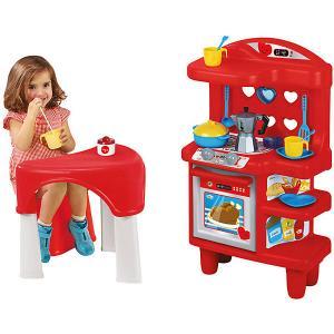 Игровой набор Faro Кухня + стол, 49 см