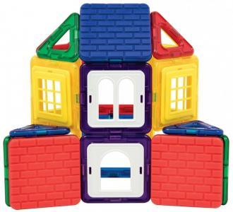 Конструктор  магнитный Wow House set (28 деталей) Magformers