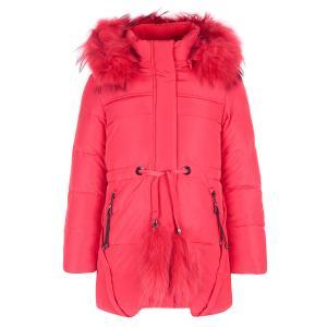 Куртка , цвет: красный Fun Time