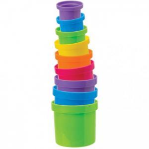 Игрушки для ванны Набор Чашечки Alex