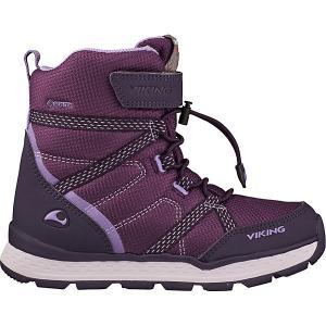 Ботинки Viking Skomo GTX Jr. Цвет: фиолетовый