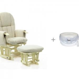 Кресло для мамы  Daisy GC35 со стерилизатором СВЧ Tommee Tippee Tutti Bambini