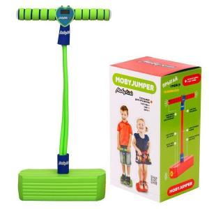 Тренажер для прыжков  Моби Джампер зеленый Moby Kids