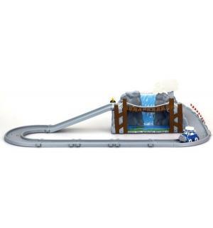Игровой набор  Обрушающийся мост с машинкой Масти Robocar Poli