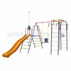 Детский спортивный комплекс Морячок с горкой Пионер