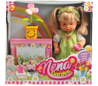 Кукла Nena с цветком 36 см Dimian
