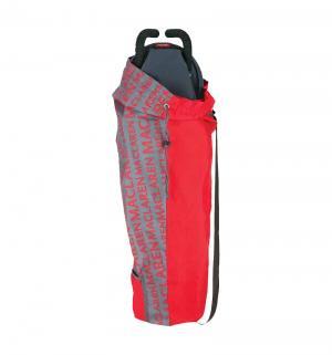 Сумка для переноски коляски  Lightweigt Storage, цвет: Charcoal/Scarlet Maclaren