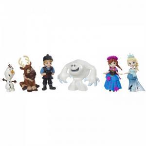 Набор маленьких кукол холодное сердце Disney Princess