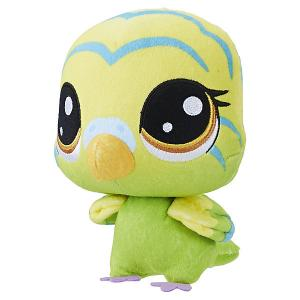 Мягкая игрушка Little Pet Shop, Попугай Hasbro