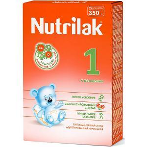 Молочная смесь  1, с 0 мес, 350 г Nutrilak