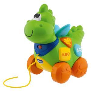 Каталка-игрушка  Говорящий дракон Chicco