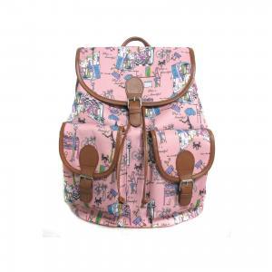 Рюкзак Модница с 2-мя карманами, цвет розовый Creative LLC