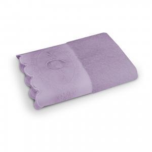Полотенце махровое 50*90 Жаклин, , лиловый Cozy Home