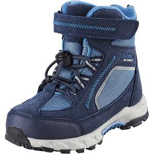 Утепленные ботинки LASSIE Carlisle tec. Цвет: голубой