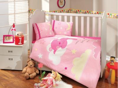 Комплект в кроватку  Sleeper 100х150 см (10 предметов) Hobby Home Collection