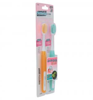 Зубная щетка  Systema для чувствительных десен, от 12 лет CJ Lion