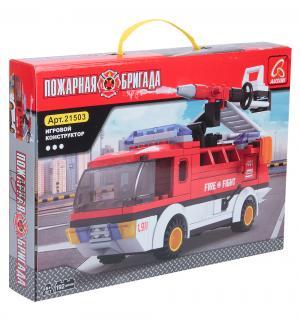 Конструктор  Пожарные (192 дет.) Ausini