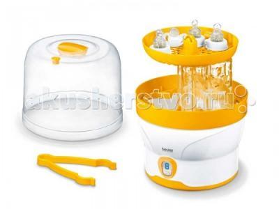 Цифровой стерилизатор бутылочек для детского питания BY 76 Beurer