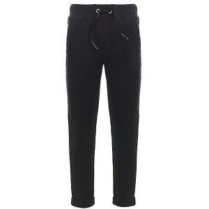Спортивные брюки Silver Spoon. Цвет: черный