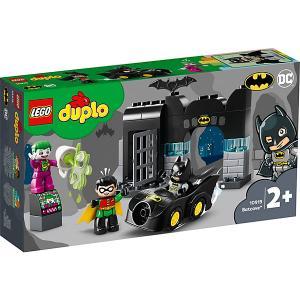 Конструктор  DUPLO Super Heroes 10919: Пещера летучих мышей LEGO
