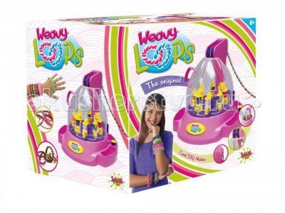 Машинка для плетения браслетов Splash Toys