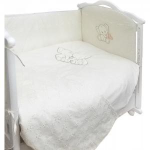 Комплект в кроватку  Favorite Elephant (6 предметов) Labeille
