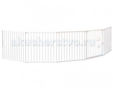 Заграждение XXL 5 Дверца 80 см (5 элементов) Safe&Care