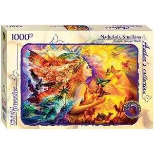 Мозаика puzzle 1000 Фантастический мир (Авторская коллекция) Степ Пазл
