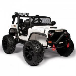 Электромобиль  Jeep Wrangler M999MP Barty