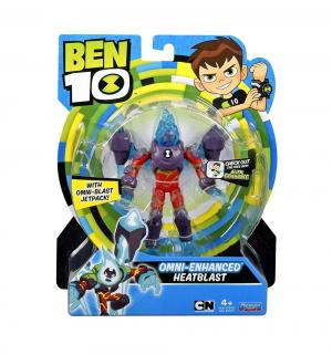 Фигурка  Омнимутация Человек-огонь 12.5 см Ben 10