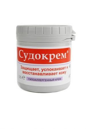 Крем под подгузник Судокрем 125 г Sudocrem