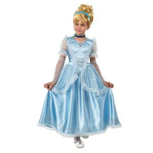 Карнавальный костюм  Принцесса Золушка Батик